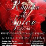 Marketing Melodie Emcees Rhythm & Spice Holiday Fundraiser Saturday December 27th, 2014