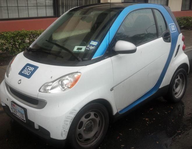Car2Go SXSW