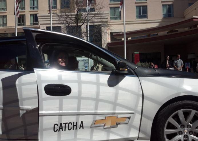 Catch a Chevy SXSW
