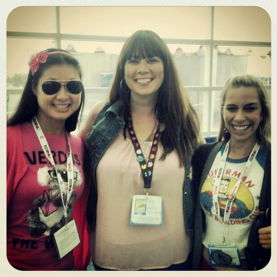 Comic Con with Leah Cevoli and Julie Wilson