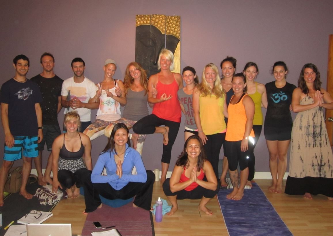 Digital Media Now for Yogis Students at Bird Rock Yoga May 4th, 2013