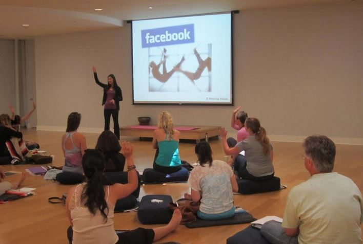 Digital Media Now for Yogis Workshop