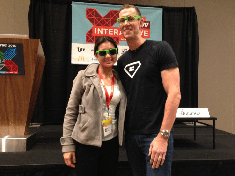 Equalman at SXSW