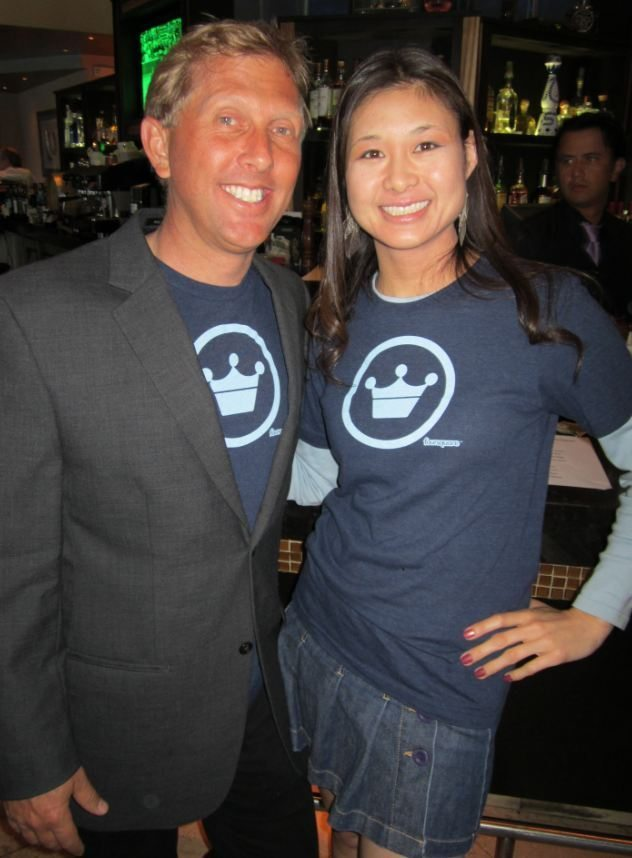 Foursquare Day 2012 Mayor Shirts