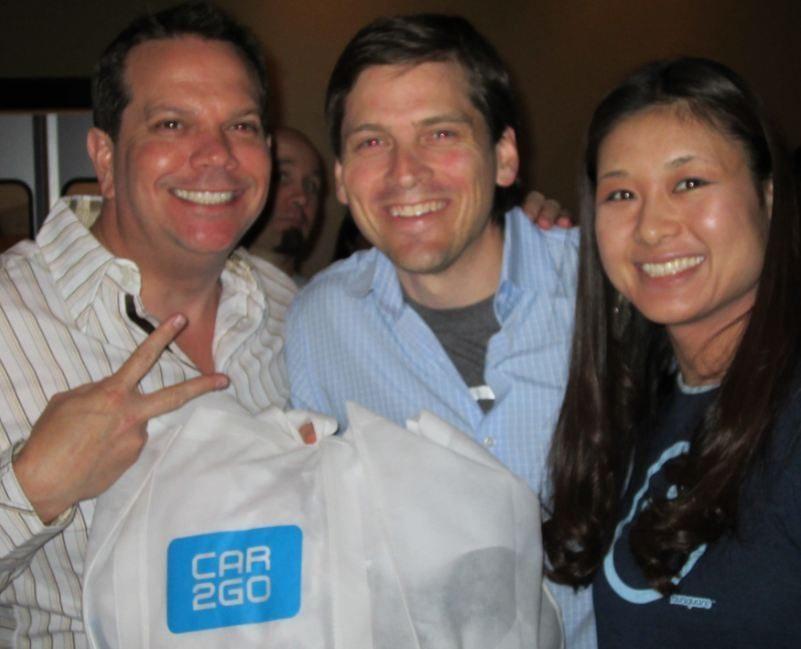 Foursquare Day 2012 Winner