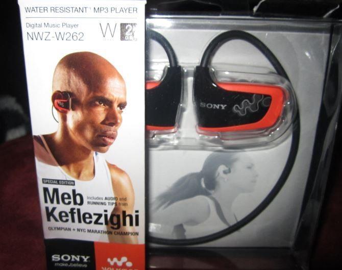Marketing Melodie Giveaway Sony Walkman