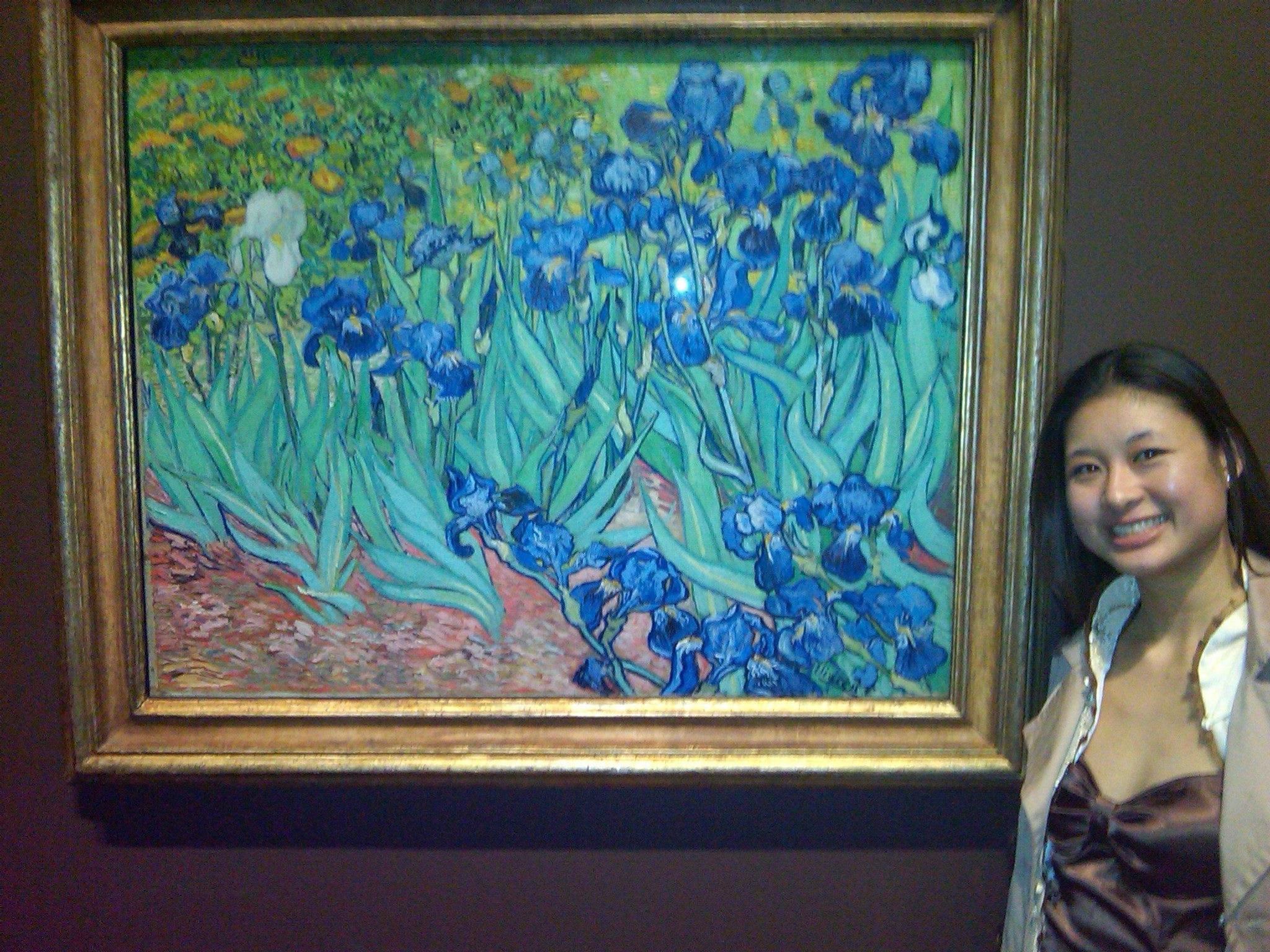 Van Gogh at the Getty