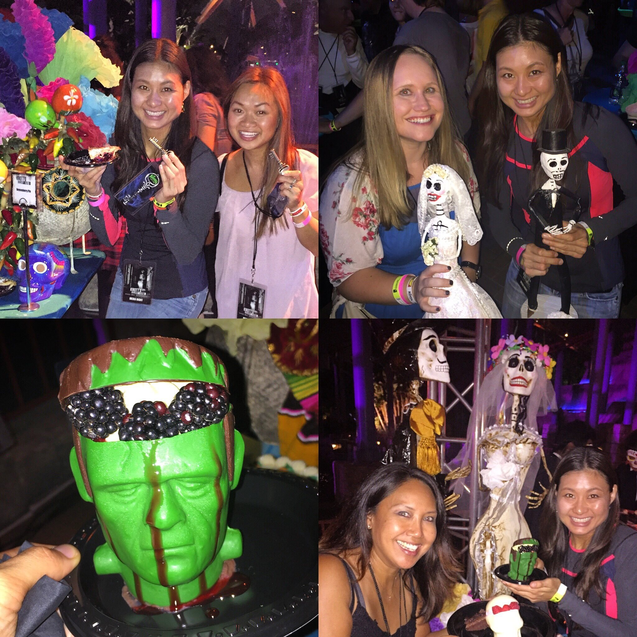 Knott's Scary Farm Media Reception 2015