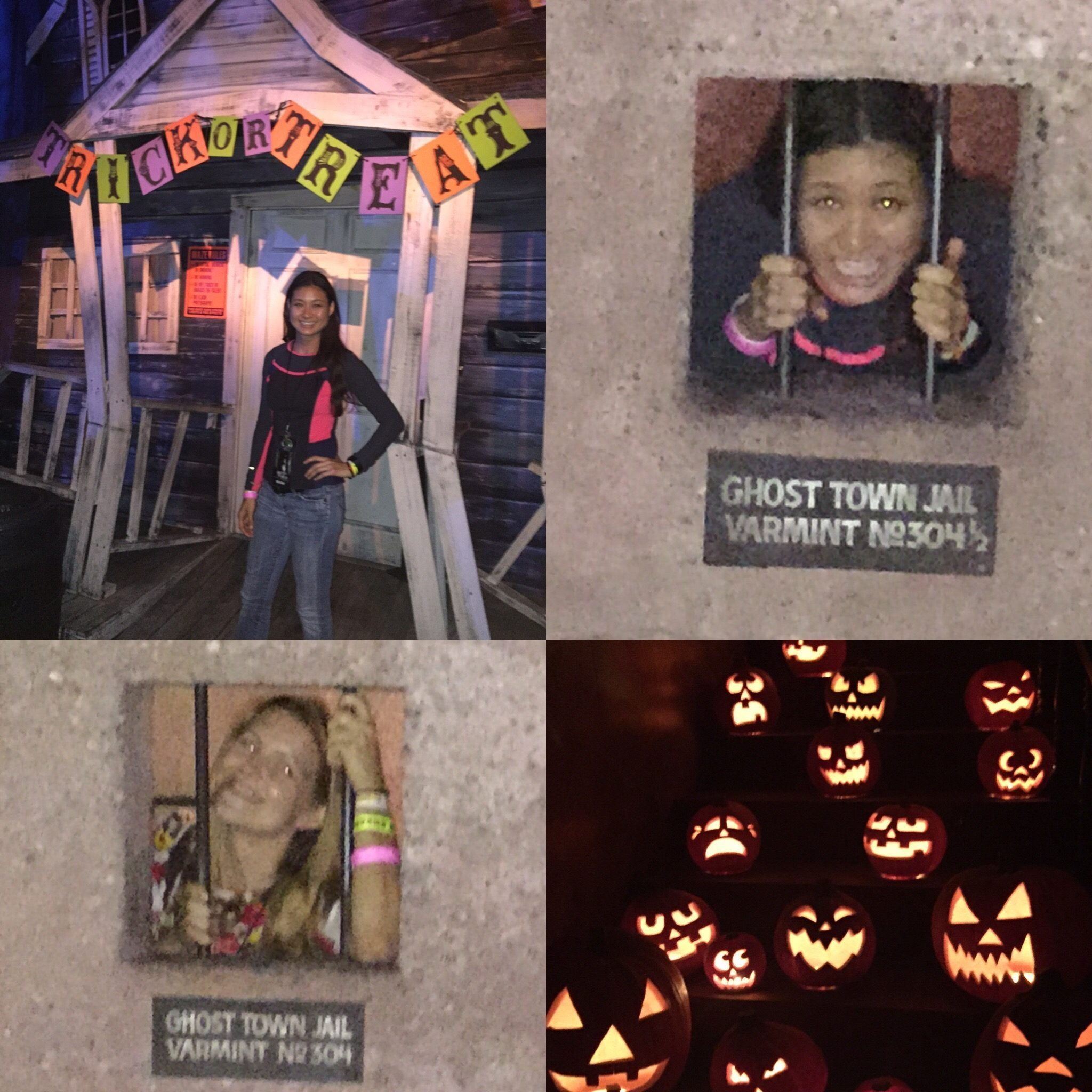 Knott's Scary Farm Moments with Marketing Melodie