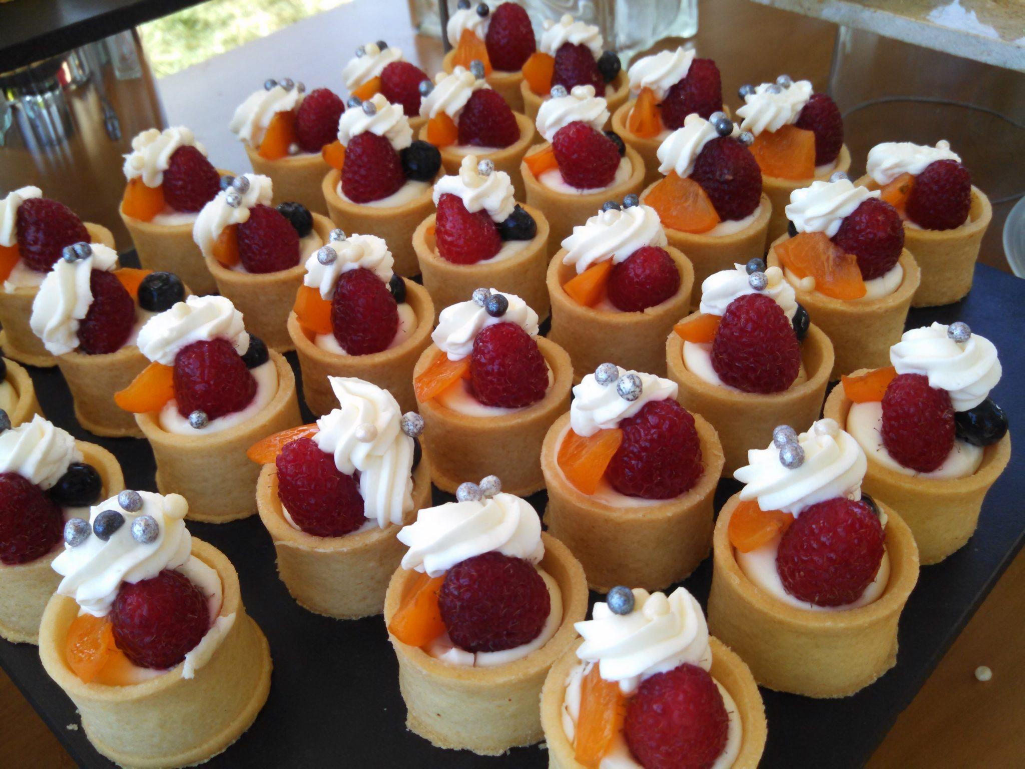 Terranea Resort 5th Anniversary Dessert