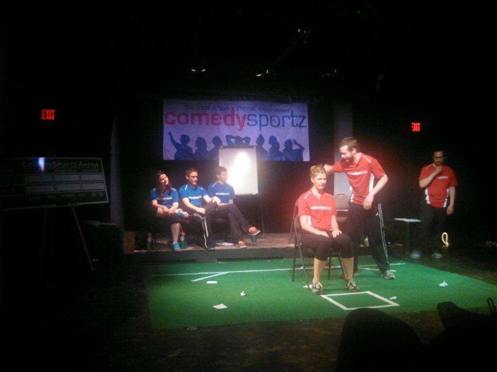Comedy Sportz Boston