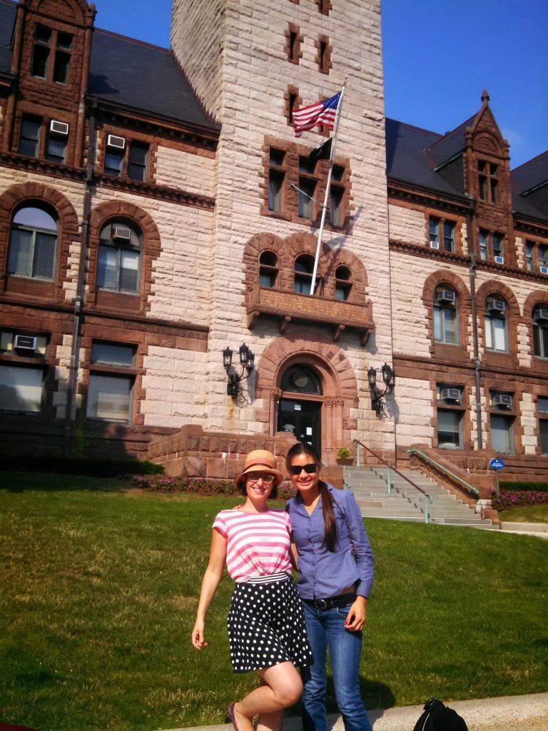 Touring Boston with Lillian's Test Kitchen