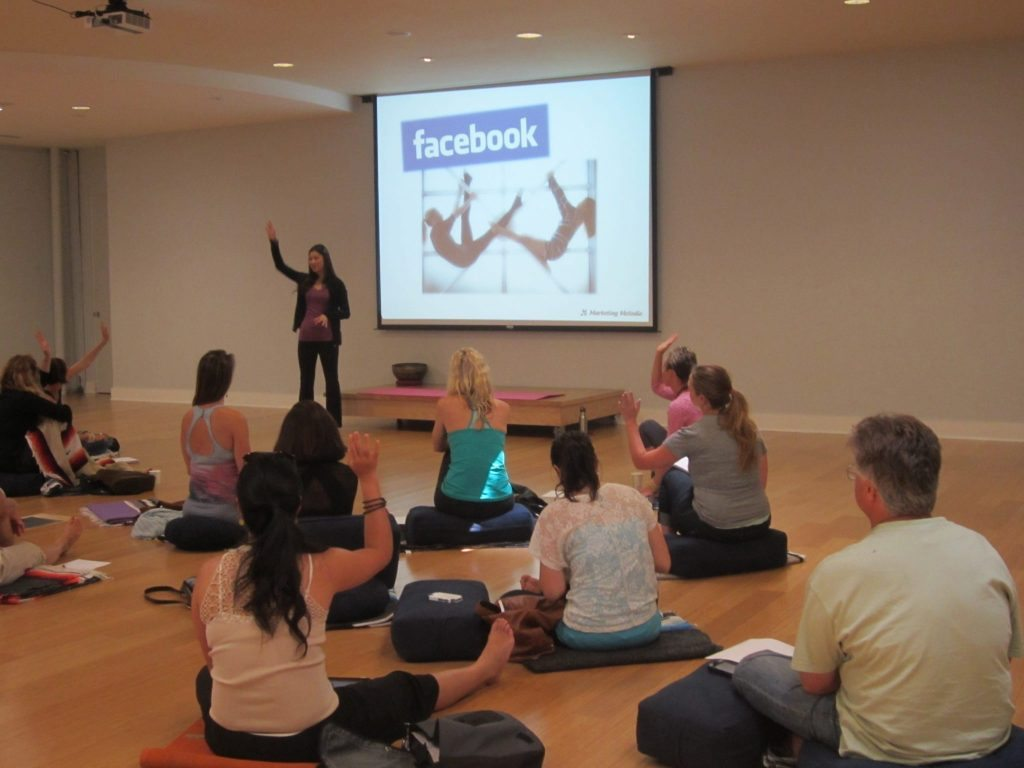 How to Grow Your Yoga Business with Social Media