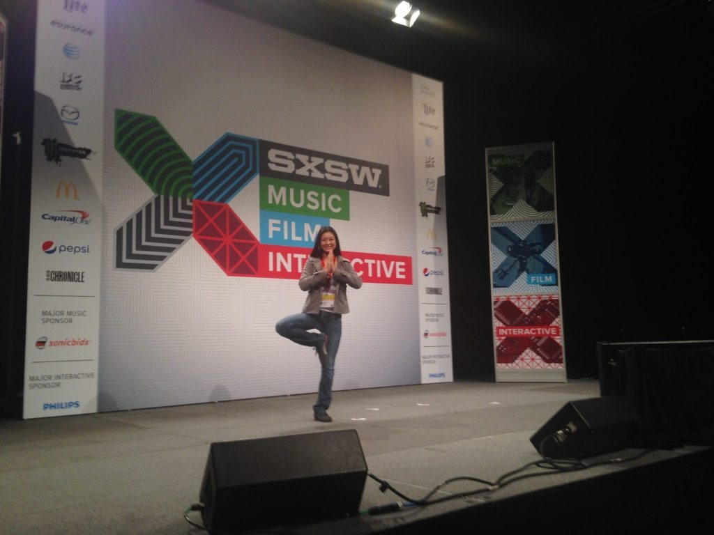 Marketing Melodie at SXSW