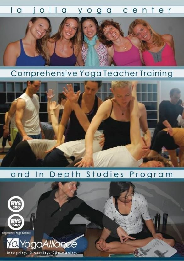 La Jolla Yoga Center Teacher Training