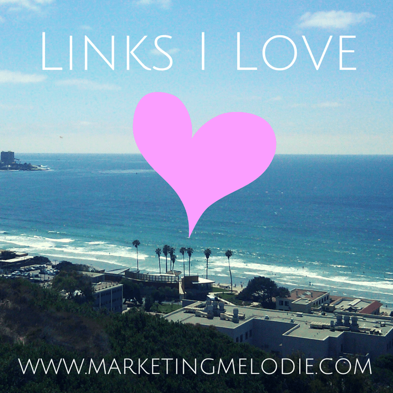 Marketing Melodie- Links I Love