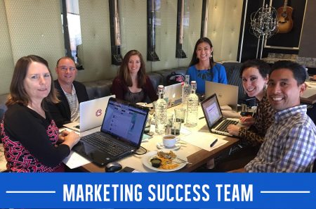 Marketing Melodie Marketing Success Team
