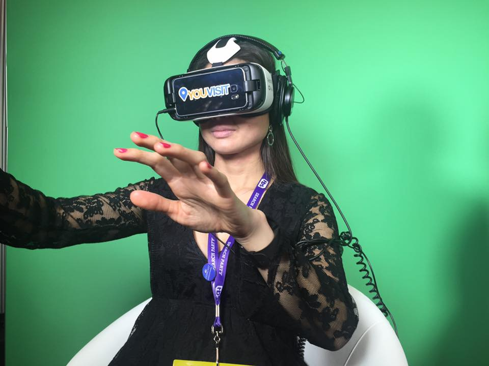 Marketing Melodie SXSW Virtual Reality