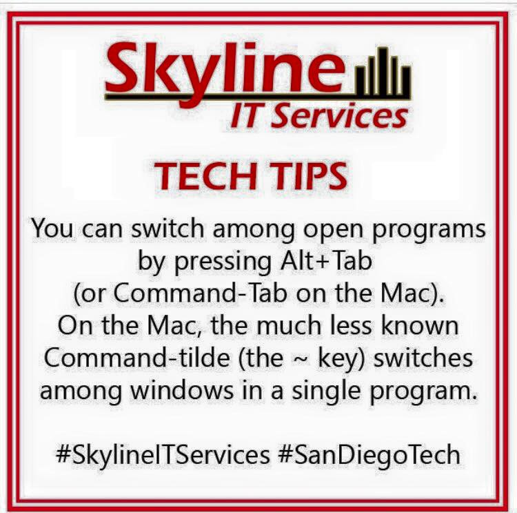 Marketing Melodie Skyline IT Services Tip