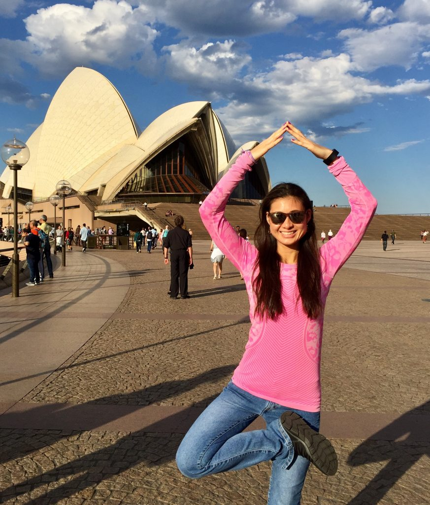 Marketing Melodie at Sydney Opera House
