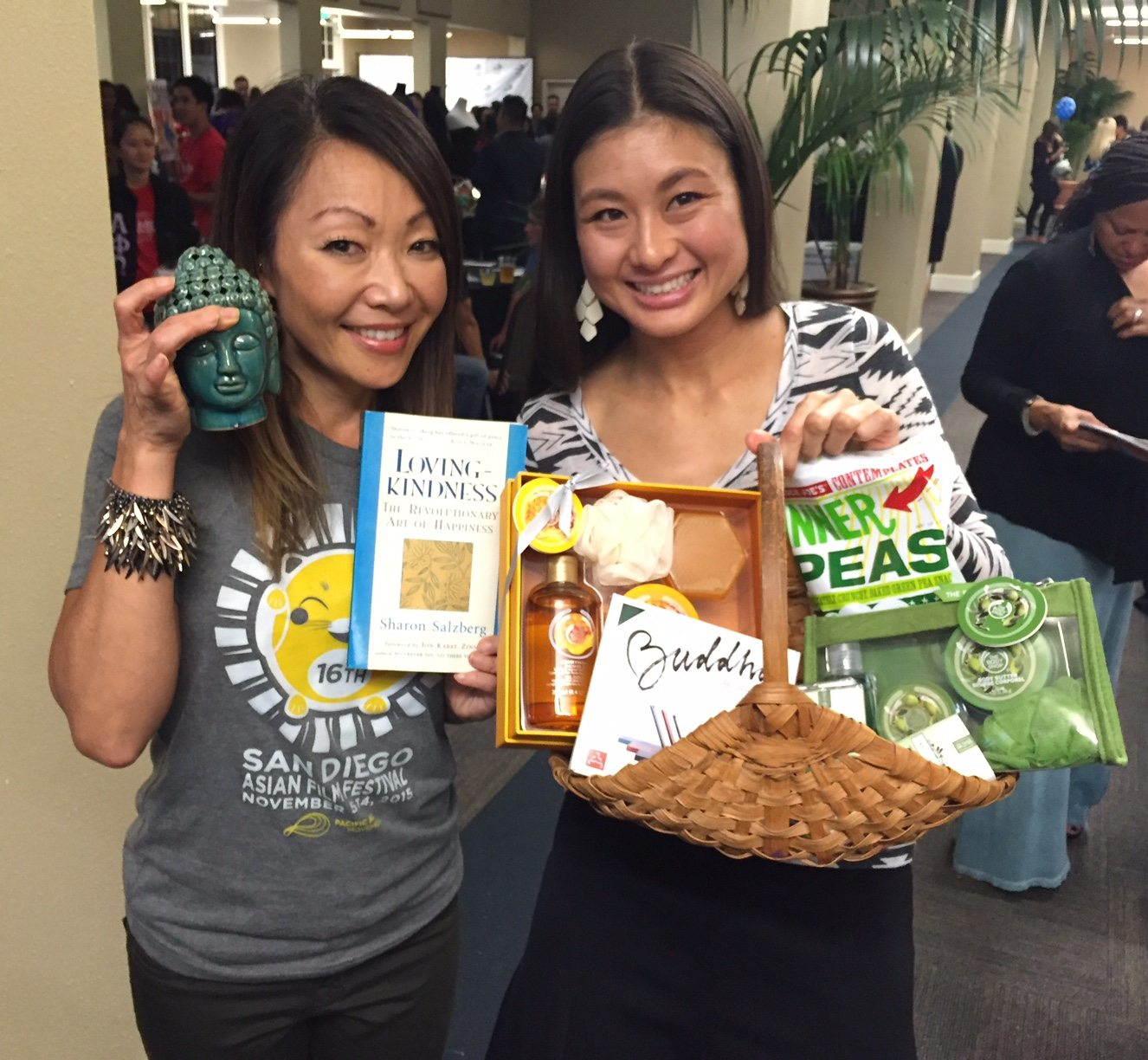 Marketing Melodie with Lee Ann Kim at San Diego Asian Film 2015 Preview