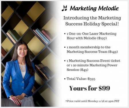 Marketing Success Holiday Special