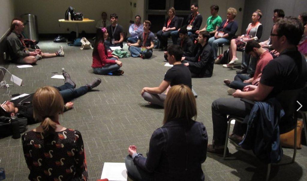 Meditation at SXSW