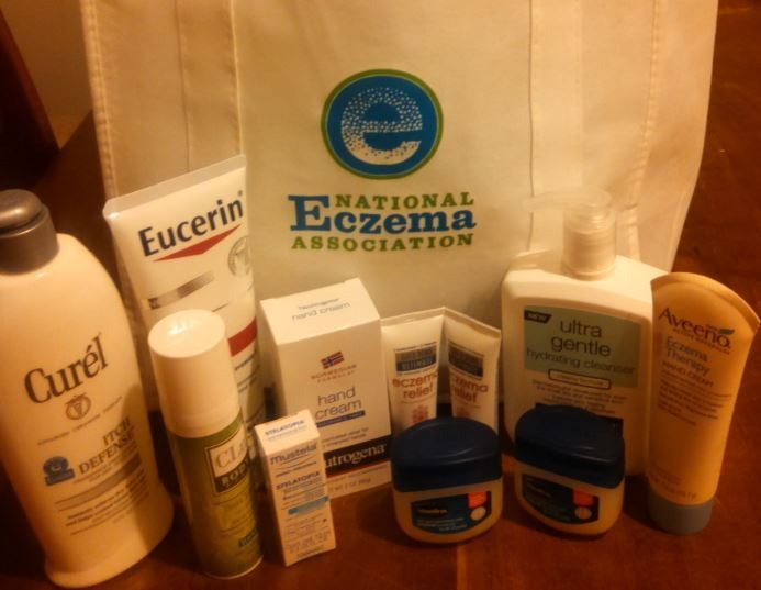 Products from the National Eczema Association Conference