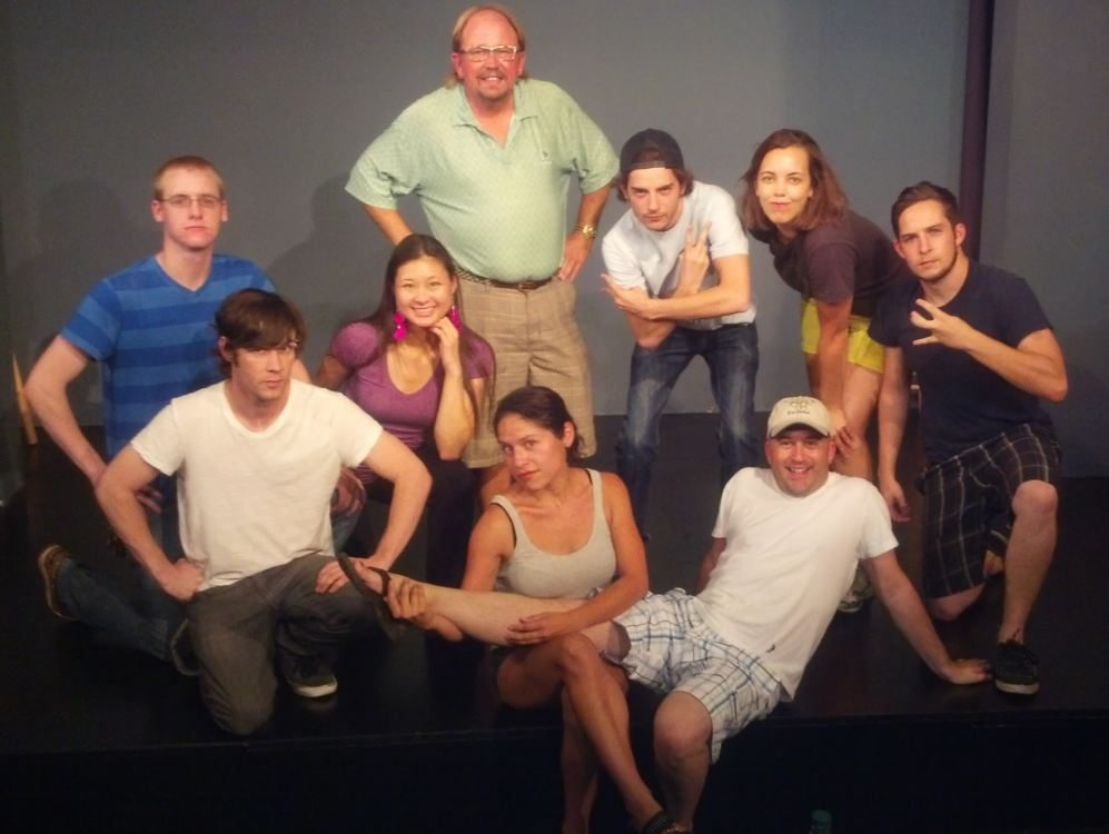 National Comedy Theatre Class