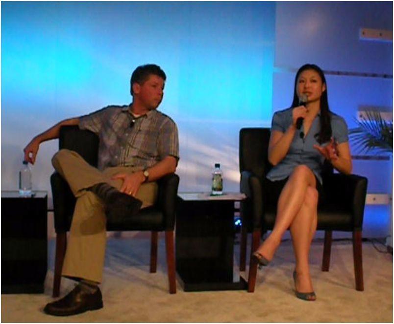 Panel with Danny Sullivan