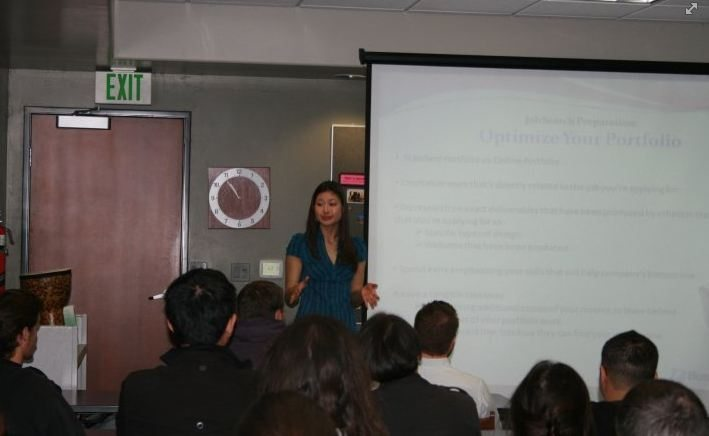 Teaching Marketing at Platt College