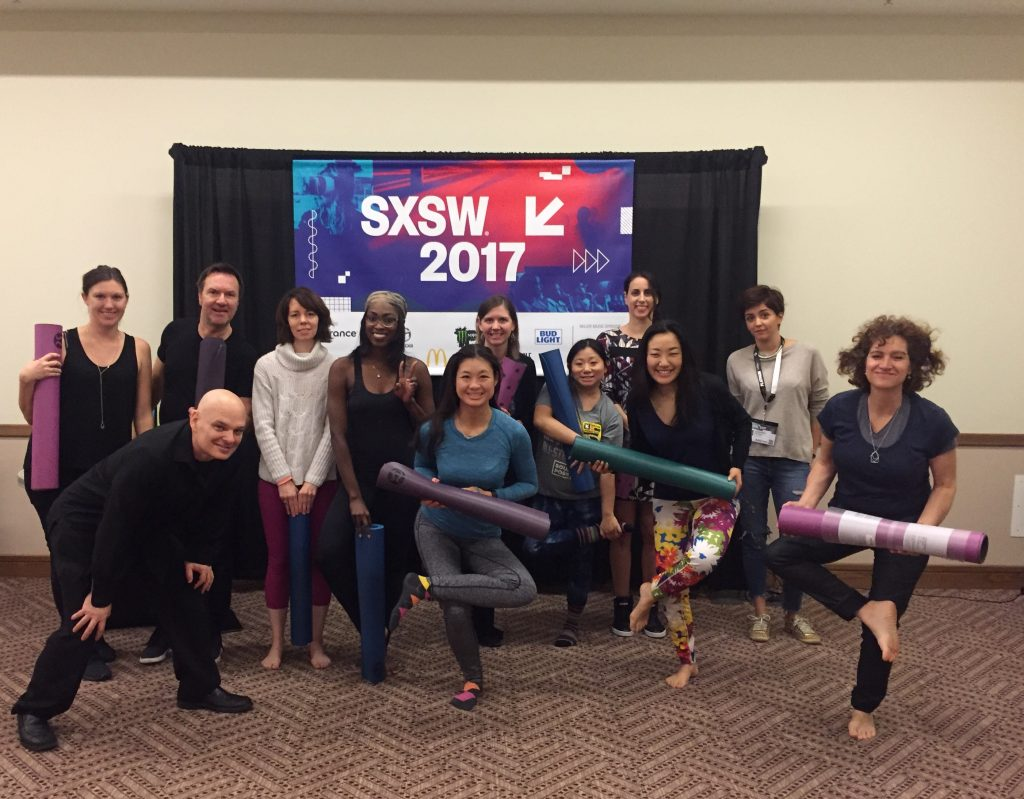 SXSW Yoga for the Busy Body 2017