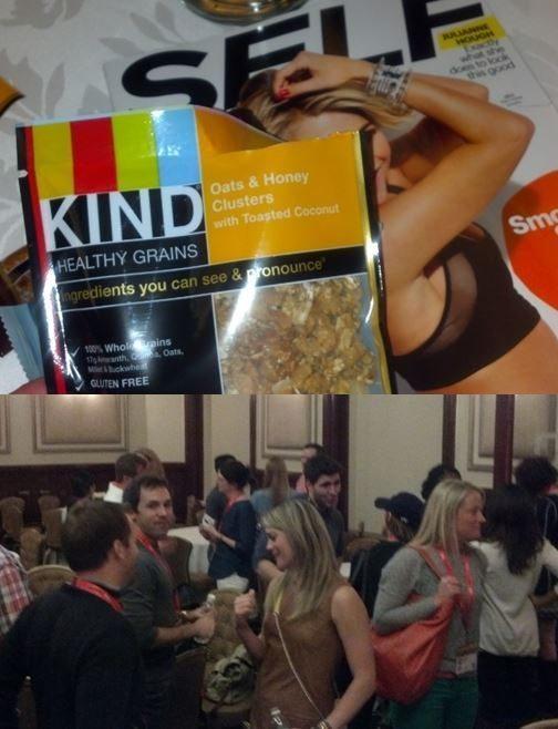 Self Social Media Fitness Meetup SXSW