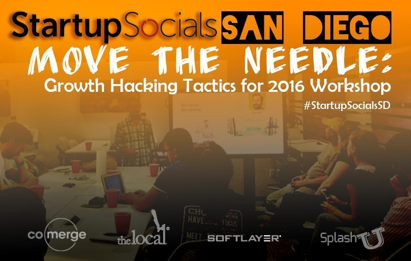 Startup-Socials-Move-The-Needle-Workshop with Marketing Melodie