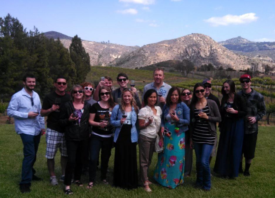 Wine Tasting at Orfila Winery
