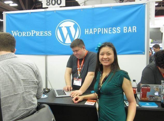 Wordpress Happiness Bar SXSW