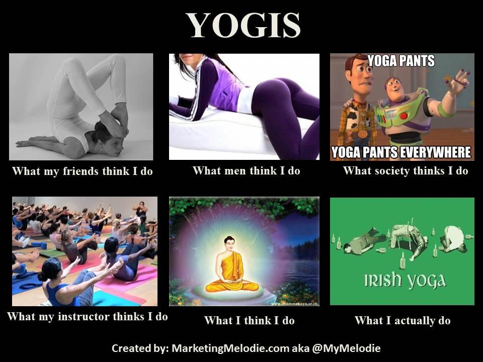 What Yogis Actually Do