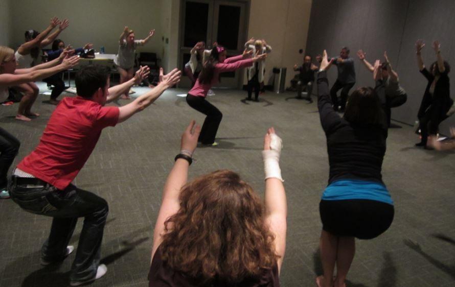 SXSW Yoga